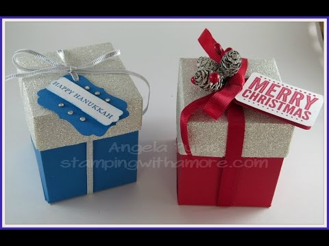 Hanukkah / Christmas Box