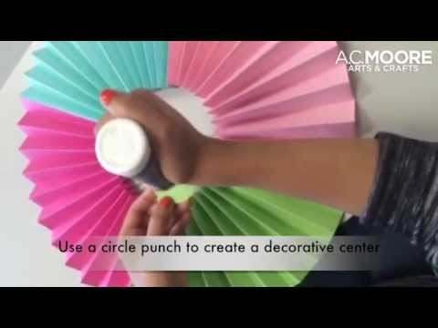 One More Minute: How to DIY Paper Medallions
