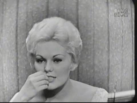 What's My Line?  Randolph Churchill; Kim Novak; Desi Arnaz panel Feb 5, 1956