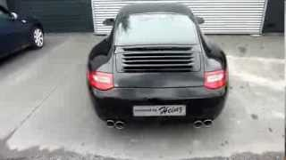 Heinz Performance: Porsche 997 Carrera S with Akrapovic Exhaust