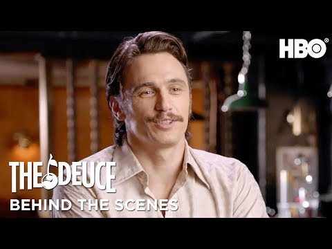James Franco & Maggie Gyllenhaal on the Business of Sex | The Deuce | HBO