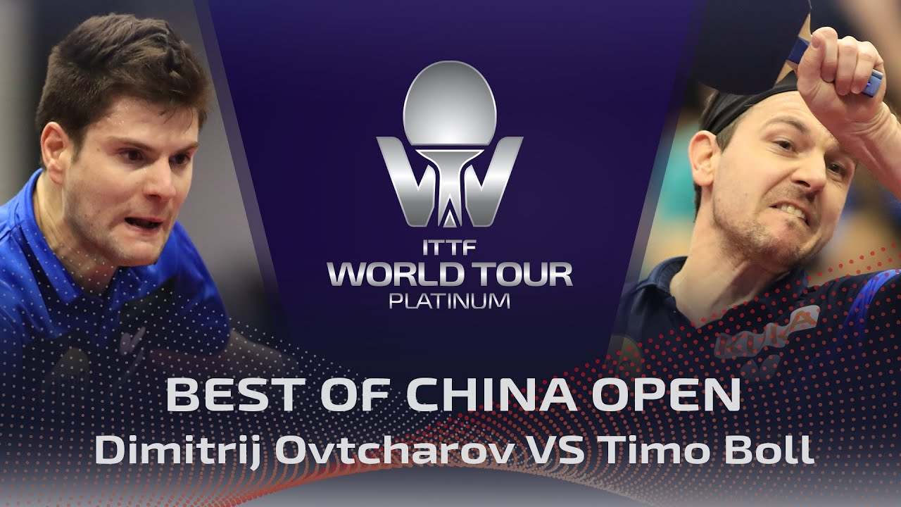Download FULL MATCH - Dimitrij Ovtcharov vs Timo Boll (2017) | BEST of China Open