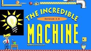 Présentation Les Incroyables Machines du Professeur Tim (PC)