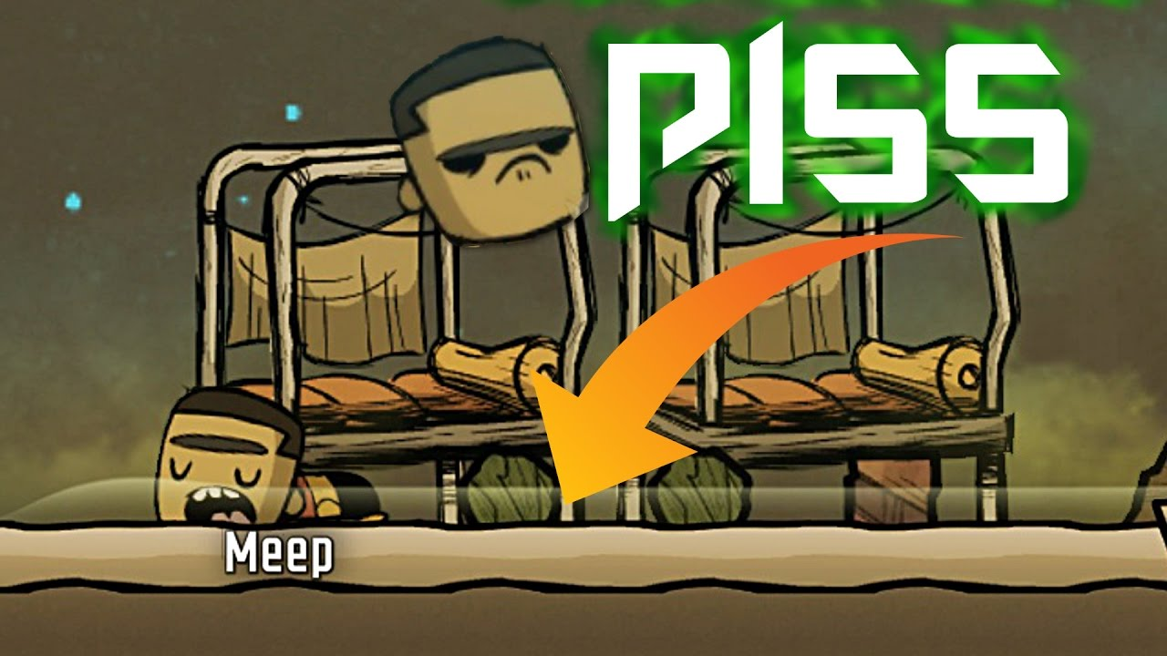 Oxygen Not Included Experiment