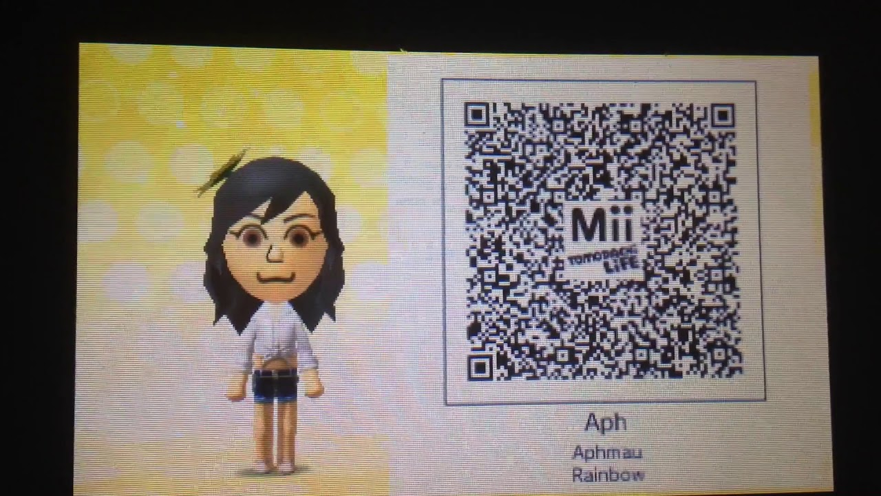 Qr Code Aphmau Pictures To Pin On Pinterest
