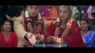 Shahid kapoor & amrita rao (vivah movie)