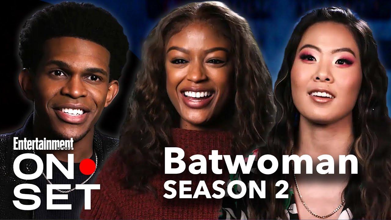 Behind The Scenes w/ Batwoman Cast of Season 2! | On Set w/ Batwoman