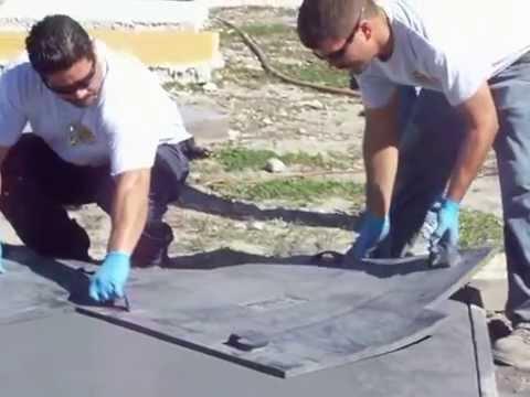 Штампованного бетона стяжка по керамзитобетону технология