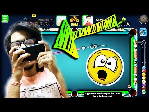 Thumbnail: This is The First Guy On The Planet Earth To Play 8 Ball Pool With His Tongue Hindi/English Facecam