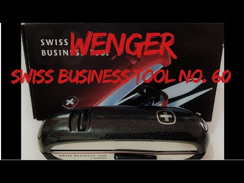 Wenger Swiss Business Tool No. 60