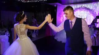 Свадебный танец  Евгения и Оксаны