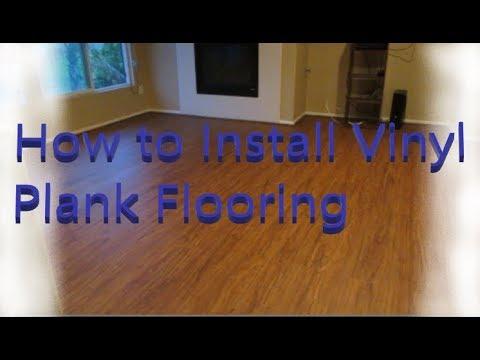 vinyl-plank-flooring-installation- -diy/do-it-yourself