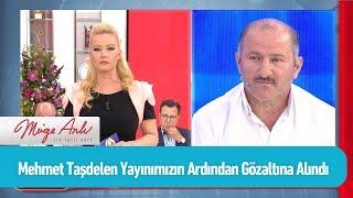 Mehmet Taşdelen yayınımızın ardından gözaltına alındı - Müge Anlı ile Tatlı Sert 6 Eylül 2019