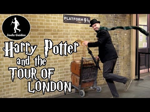 Harry Potter London Magic Walking Tour And Film Locations