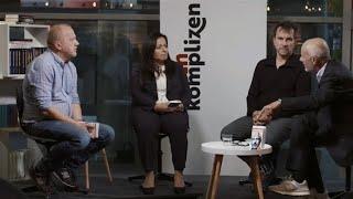 Pressefreiheit und Whistleblower - Diskussion mit Mathias Bröckers, Sevim Dagdelen, Dietrich Krauß