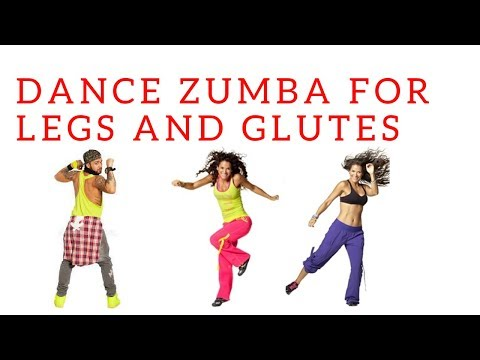 Zumba fitness dance –  lively to LOSE weight 2018
