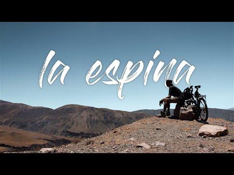 Teaser da WebSérie: LA ESPINA - Uma viagem de bicicleta pela Cordilheira dos Andes