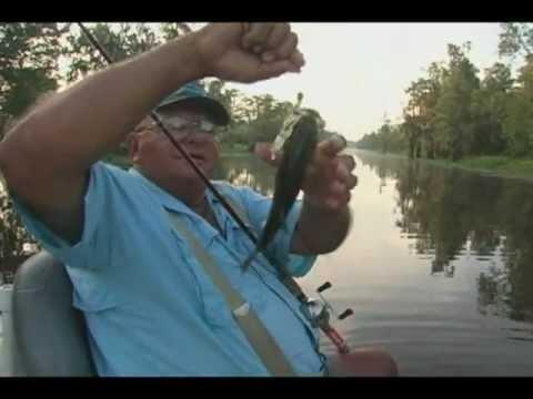 Belle River Sac-Au-Lait Fishing (part 1)