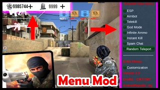 Standoff Multiplayer - Mod Menu Hack/Mod Apk [ Unlimited Money, Aimbot, Wallhack, God Mode & More ]