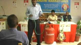 Gas Safe Demo