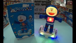 DORAEMON ASTRONOT ROBOT Unboxing toys for kids