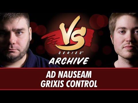 3/6/2017 - Majors vs Todd: Grixis Control vs Ad Nauseam [Modern]