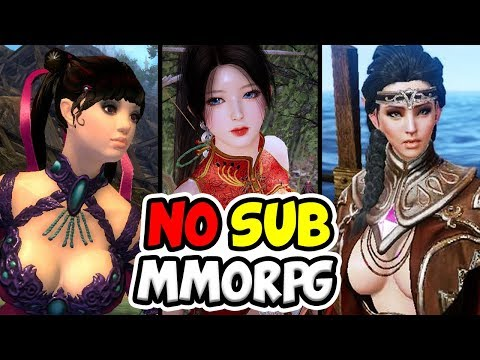 Best MMORPG Without A Subscription Fee | SKYLENT