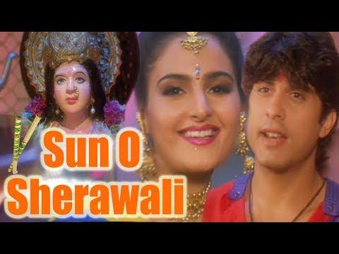 Sun O Sherawali - Devotional Songs | Vinod Rathod, Kavita Krishnamurthy | Ek Phool Teen Kante