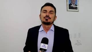 Morada Nova   Morada Nova Prefeito Wanderley Nogueira inaugura UPA equipada com seis respiradores ar
