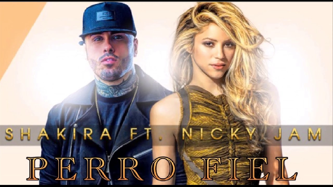 Download Shakira Feat. Nicky Jam - Perro Fiel  (Audio)
