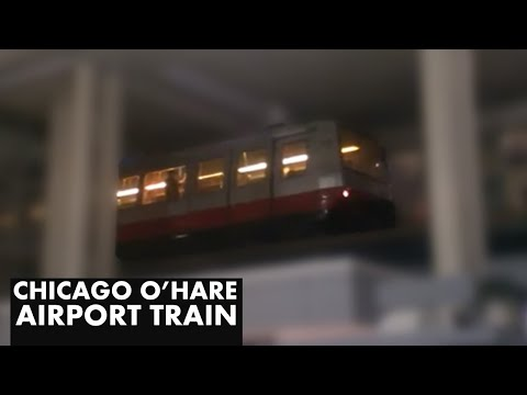 Chicago O'Hare Airport Transit System