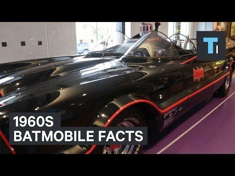 1960s Batmobile facts