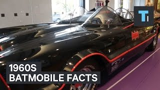 1960s Batmobile facts