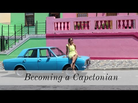 VLOG 1: BECOMING A CAPETONIAN