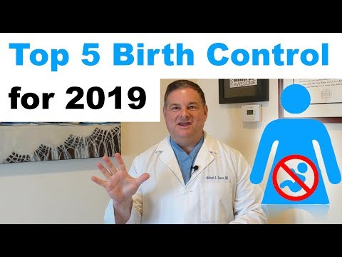 Top 5 Birth Control Options For 2019