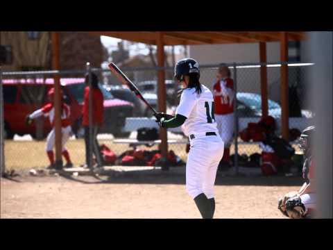 Softball vs MSU 4-21-14
