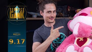 Tout connaître du patch 9.17 ! - SAG | League of Legends