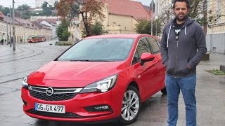 Test - Opel Astra (2016)