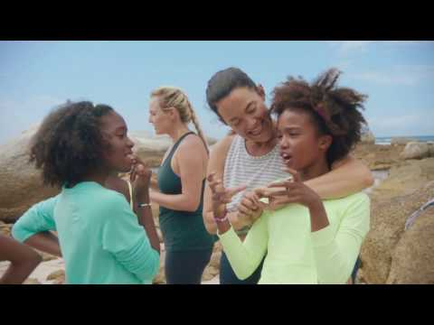 Power of She - How The Ocean Helps South African Girls Gain Confidence