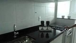 Como montar cozinhas em apartamentos compactos