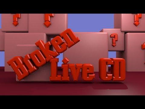 Create A Broken Linux Live CD Tutorial