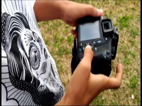 cara membuat video dan fungsi tombol kamera canon eos 1200D.