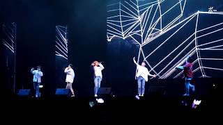 181006 TEEN TOP - 서울밤 (SEOUL NIGHT) @ Korea Culture & Tourism Festival 2018 in Thailand