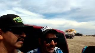 En la Playa Bella Vista Sinaloa 2015