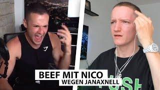 Justin hat Beef mit Inscope wegen Jana? | Reaktion