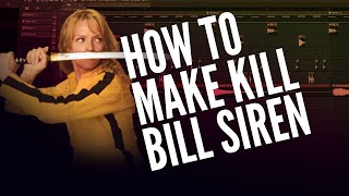 HOW TO MAKE THE KILL BILL IRONSIDE SIREN SOUND IN MASSIVE