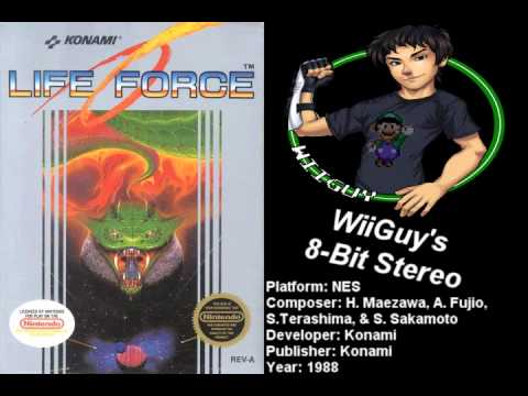 Life Force (NES) Soundtrack - 8BitStereo