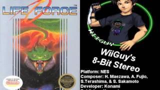 Life force (nes) soundtrack - 8bitstereo