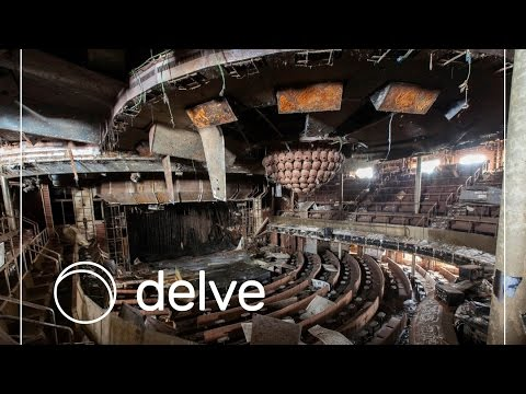 Inside the Costa Concordia wreck. Including never before pub