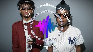 Rae Sremmurd feat. Travis Scott - CLOSE | 8D SOUNDS